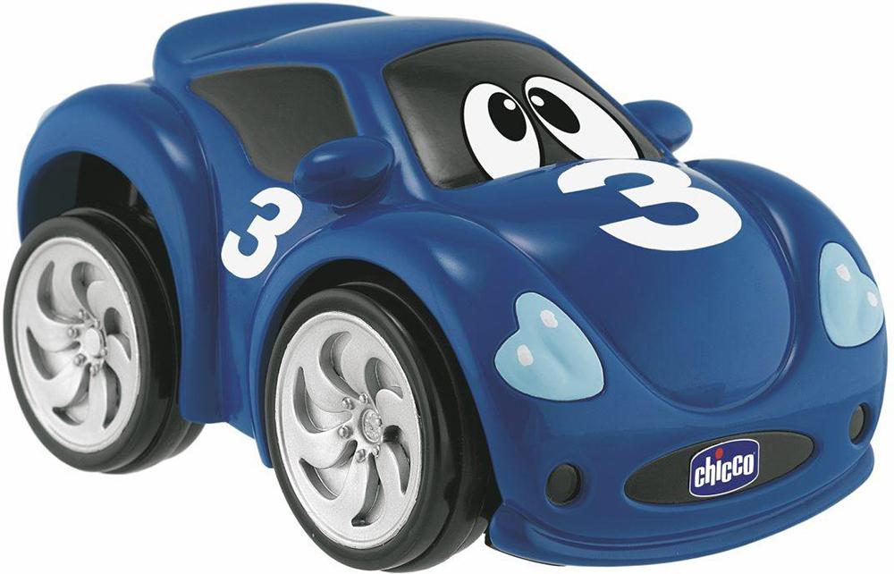 Chicco Fast (10CO1375) - турбо-машина (Blue)Машинки-каталки, тележки<br>Турбо-машина<br>
