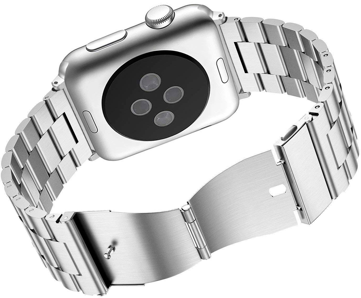 Ремешок Pugo Top для Apple Watch Band 42 mm (Silver)