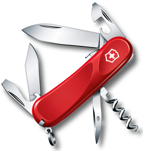 Нож перочинный Victorinox Evolution S101 2.3603.SE (Red) фото