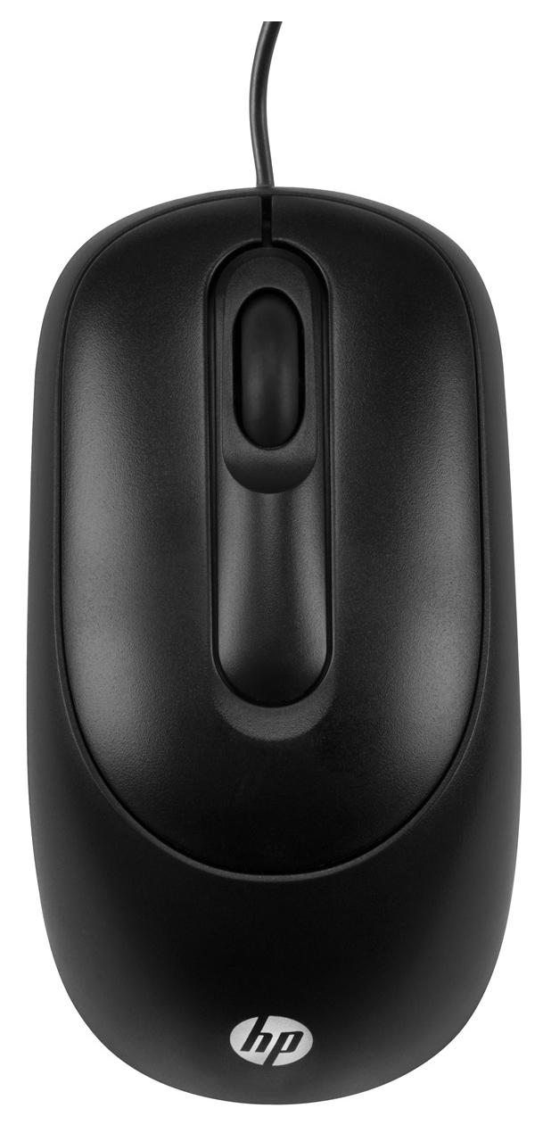 HP X900 Wired Mouse - проводная мышь (Black)