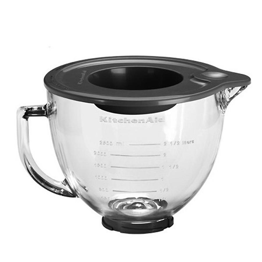 KitchenAid 4,83L (5K5GB) - стеклянная чаша для миксера (Glass)
