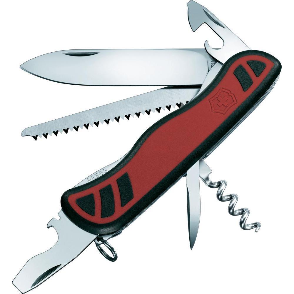 Victorinox Forester (0.8361.C) - швейцарский нож (Red/Black)