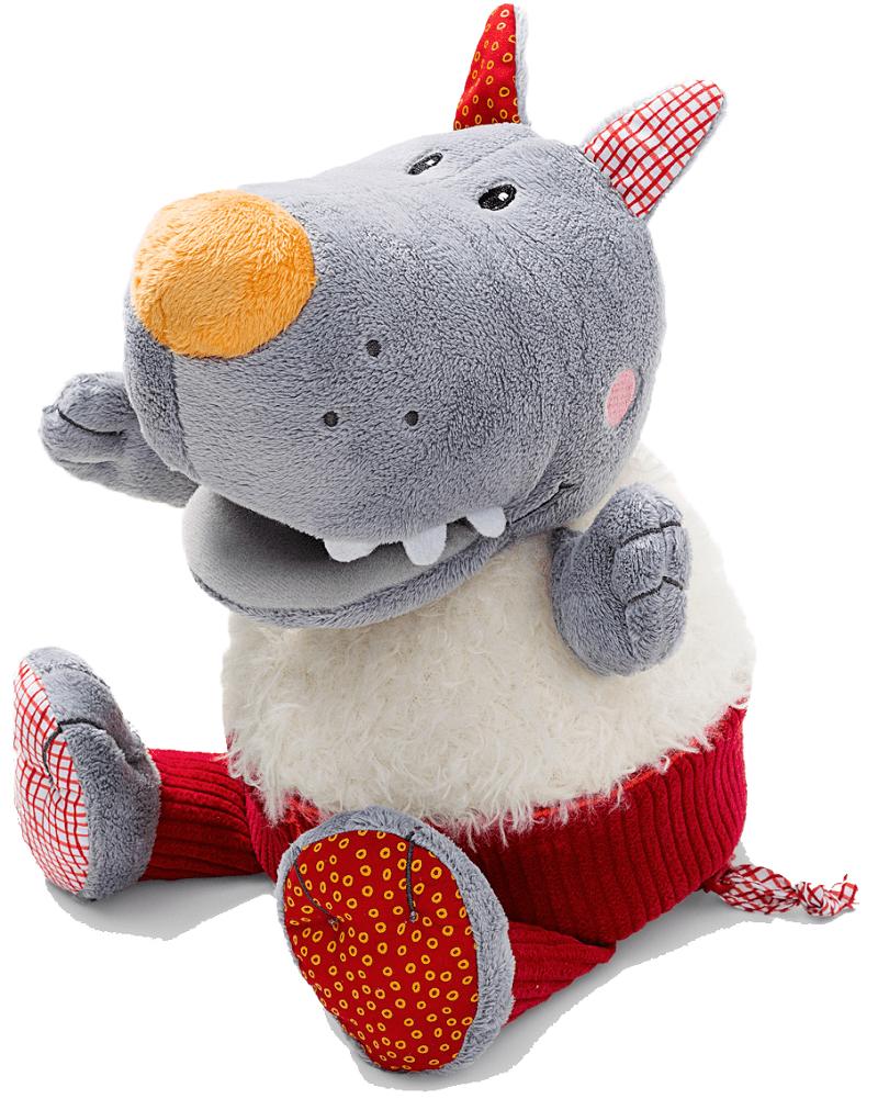 Lilliputiens Волк Николас: музыкальная мягкая игрушка-копилка (86606)