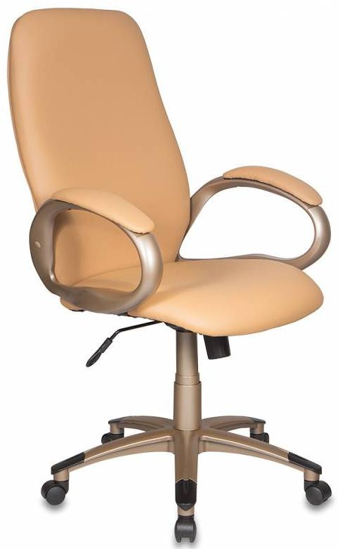 Бюрократ T-700Y/OR-13 - кресло руководителя (Beige) от iCover