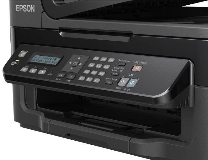 Epson L555 - многофункциональное устройство