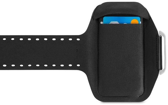 Спортивный чехол Belkin Sport-Fit Plus Armband (F8W610btC00) для iPhone 6 Plus (Black)
