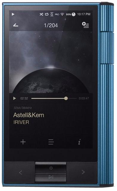 Astell&Kern Kann (15119532) -цифровой плеер (Blue)