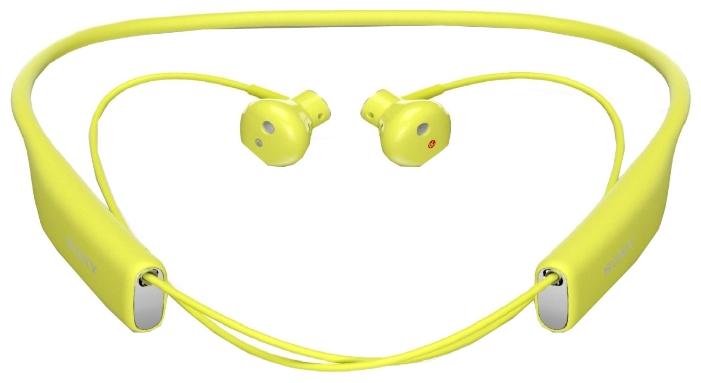 Sony SBH70 - беспроводная гарнитура (Lime)