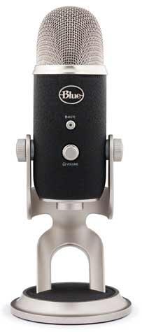 YetiВебкамеры и микрофоны<br>Микрофон<br>