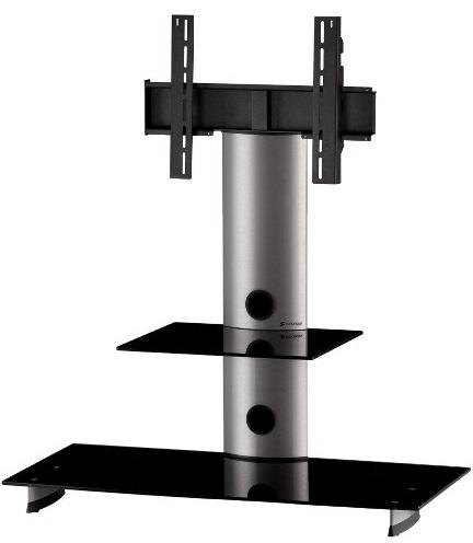 Sonorous PL 2200 - стойка для телевизора до 40 (Black/Silver)Стойки для телевизоров<br>Стойка<br>