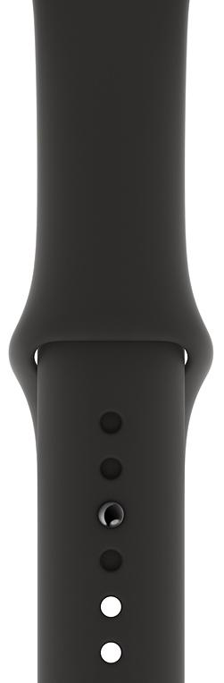 Умные часы Apple Watch Series 4 40 mm (Space Grey/Black)