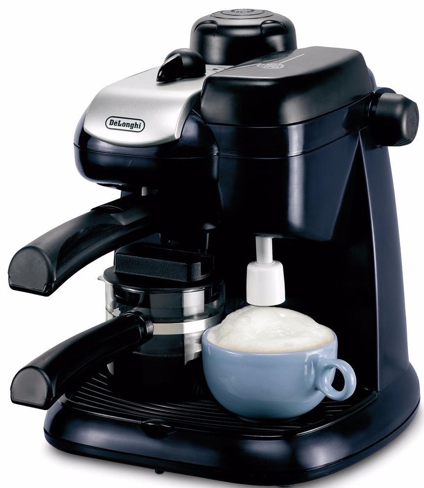 Delonghi EC 9 - бойлерная кофеварка (Black)