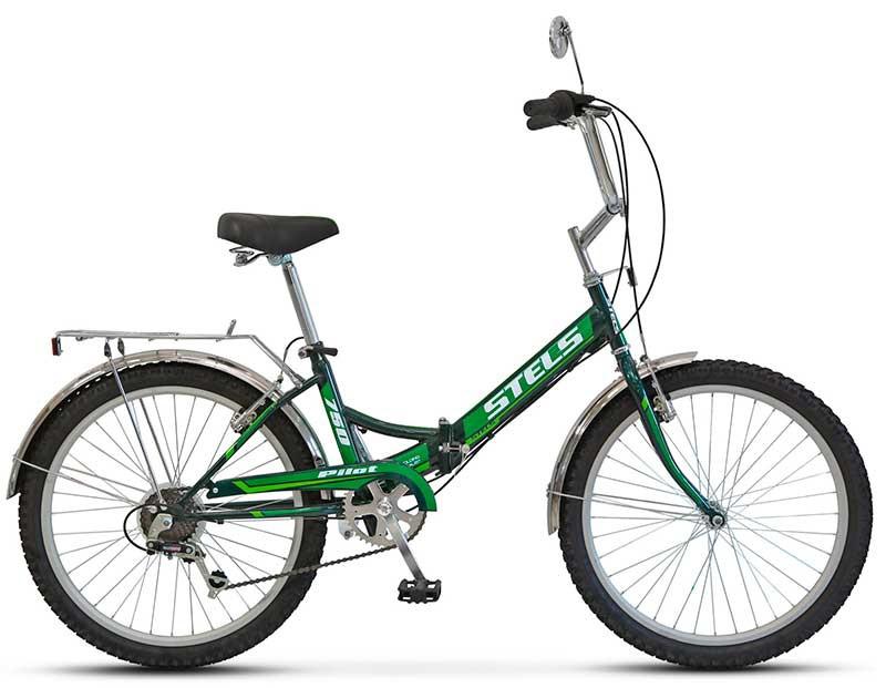 Pilot 750Велосипеды<br>Складной велосипед<br>