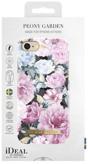 Чехол iDeal S/S18 (IDFCS18-I7-68) для iPhone 6/6S/7/8 (Peony Garden)