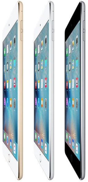 Apple iPad Mini 4 128 Gb Wi-Fi Space Gray