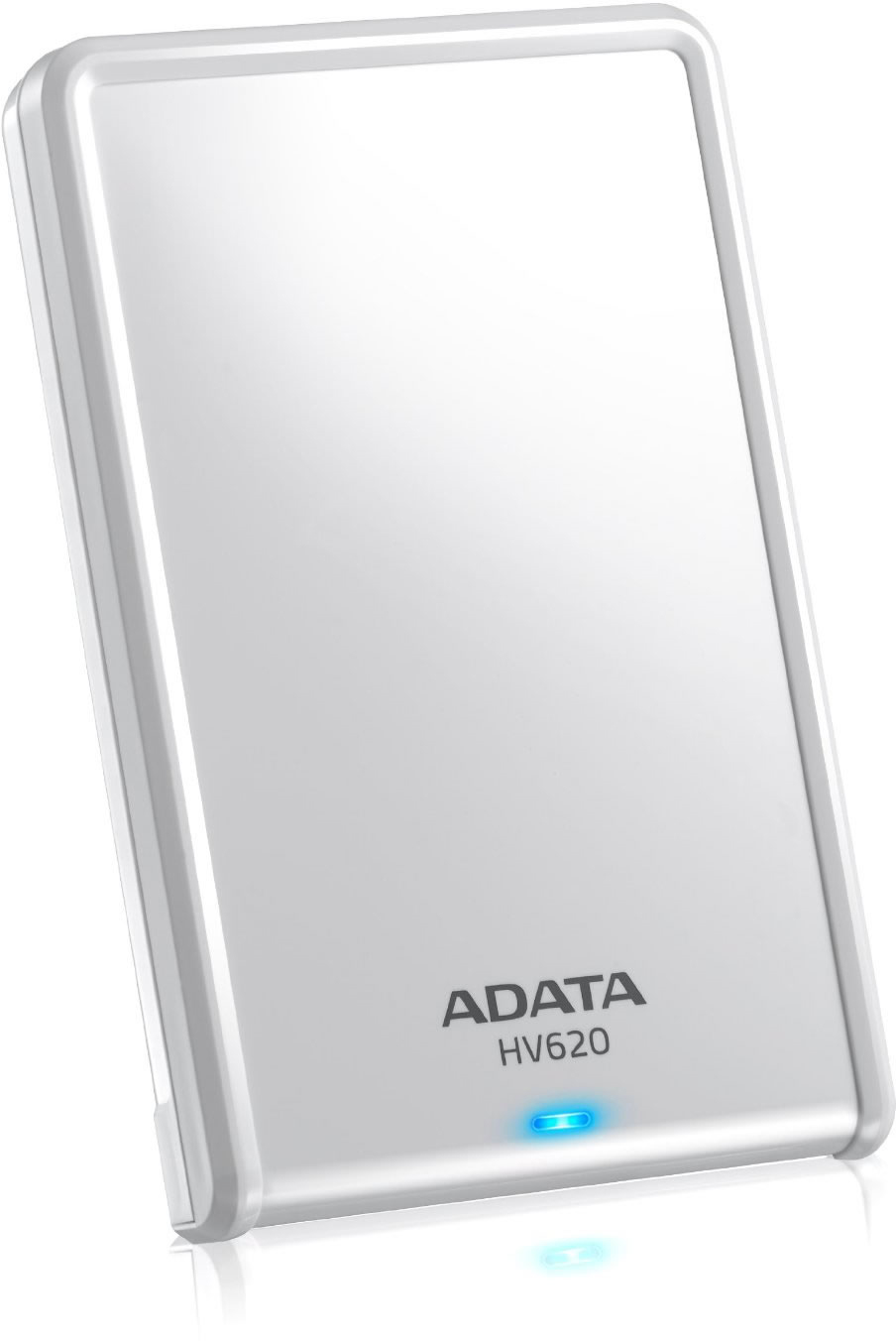 "Adata HV620 2.5"", 1Tb, USB 3.0 (AHV620-1TU3-CWH) - внешний жесткий диск (White)"