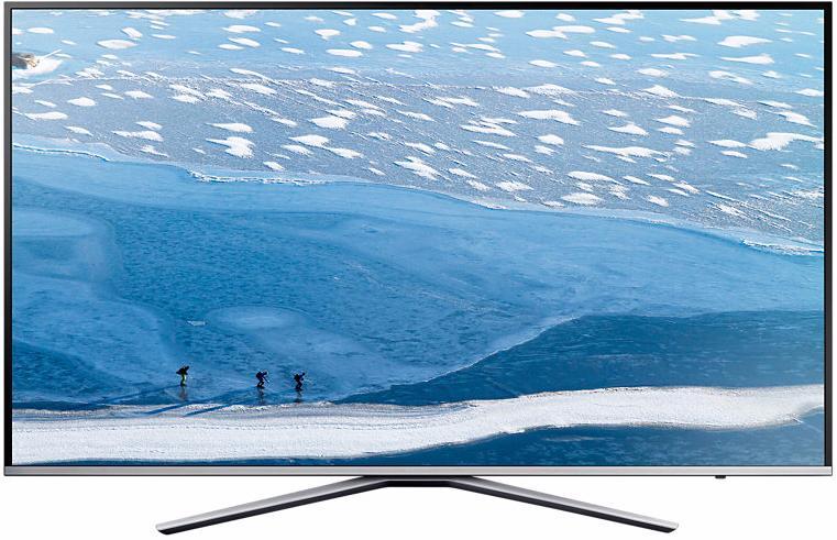 Samsung UE55KU6400UXRU - телевизор (Silver)