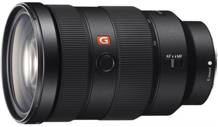 Объектив Sony FE 24–70mm f/2.8 GM (SEL2470GM.SYX)