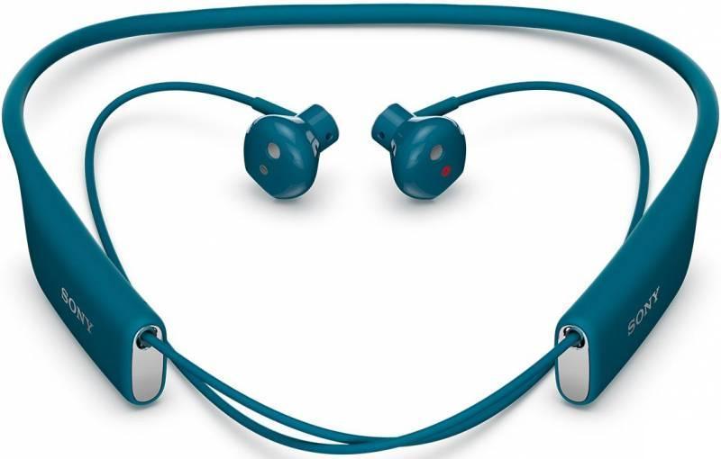 Sony SBH70 - беспроводная гарнитура (Blue)