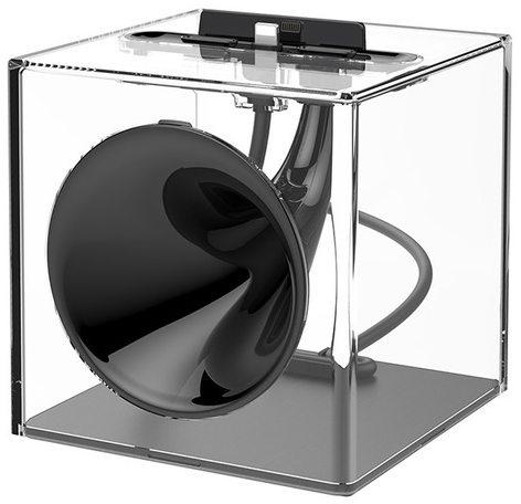baseus Baseus Amplify Sound Charging Station (SUHJH-01) - док-станция для iPhone (Black)