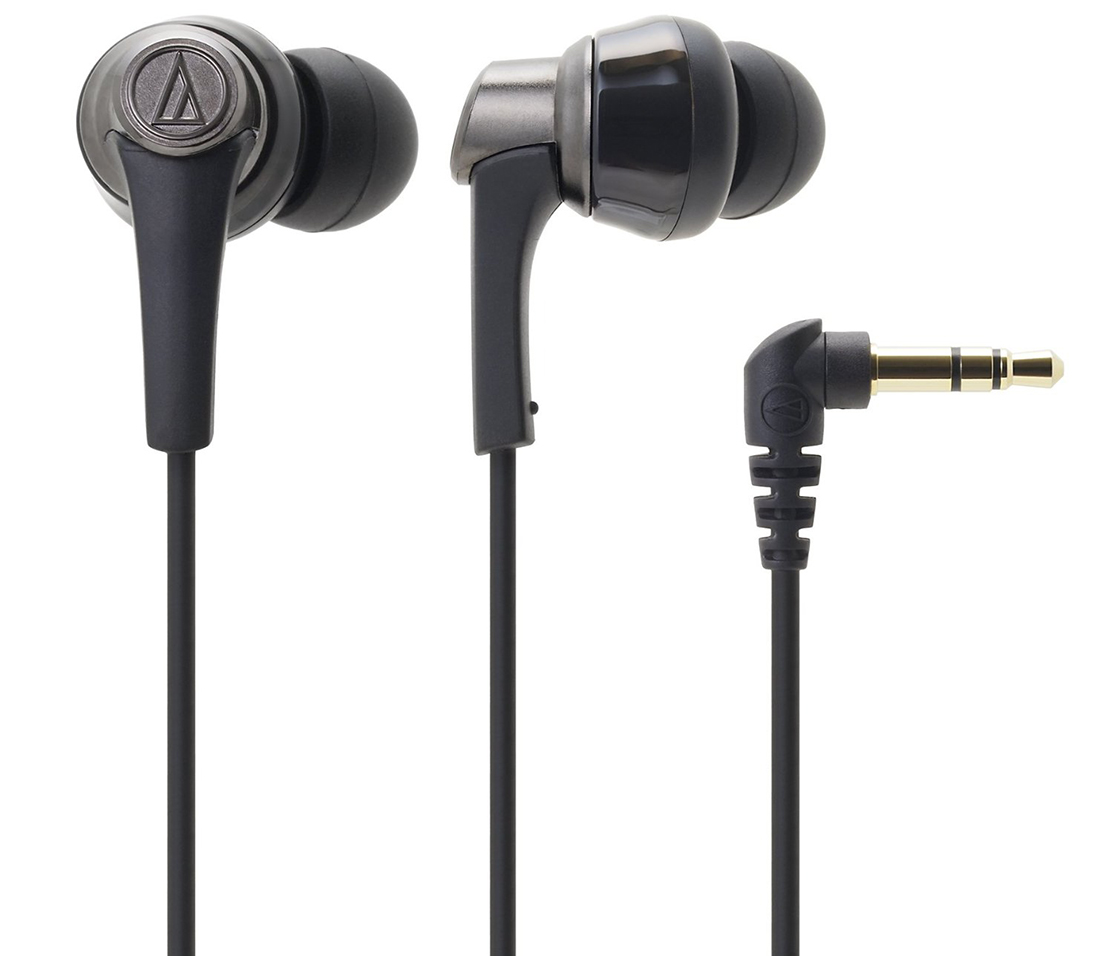 Audio-Technica ATH-CKR5 - внутриканальные наушники (Black)