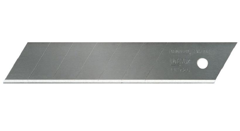 Stanley (0-11-725) - лезвие с отламывающимися сегментами 25 мм