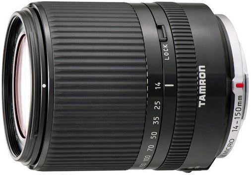 Tamron 14-150mm C001 black
