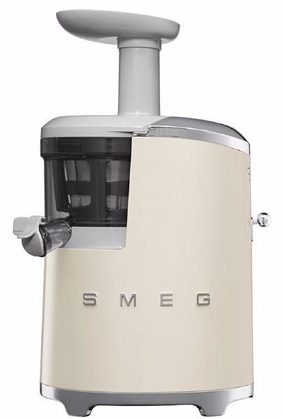 Smeg SJF01CREU - шнековая соковыжималка (Cream)