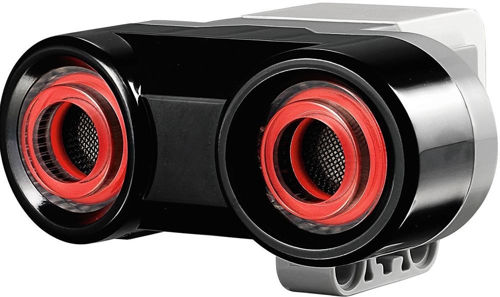 EV3Роботы / Mindstorms<br>Ультразвуковой датчик<br>