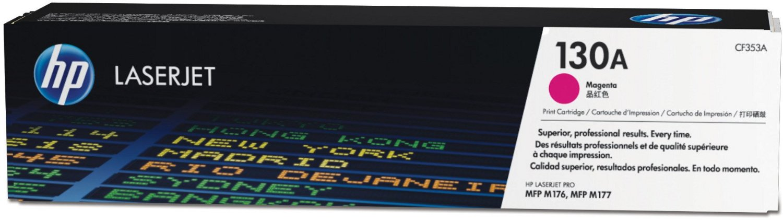 HP 130A (CF353A) - картридж для МФУ HPLaserJet Pro M153/M176/M177 (Magenta)