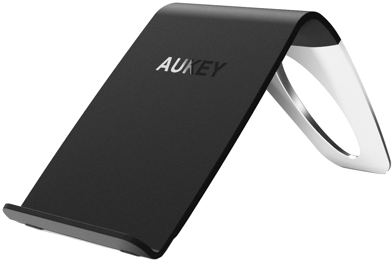 Aukey Qi Wireless Charger - беспроводное зарядное устройство (Black)