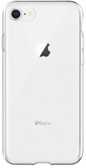 Чехол-накладка Spigen Liquid Crystal (054CS22203) для iPhone 7/8 (Crystal Clear)