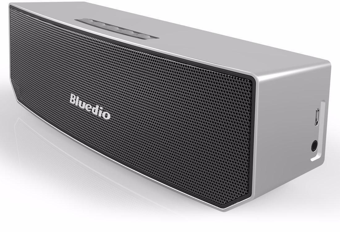 Акустическая система Bluedio BS-3 (Silver)