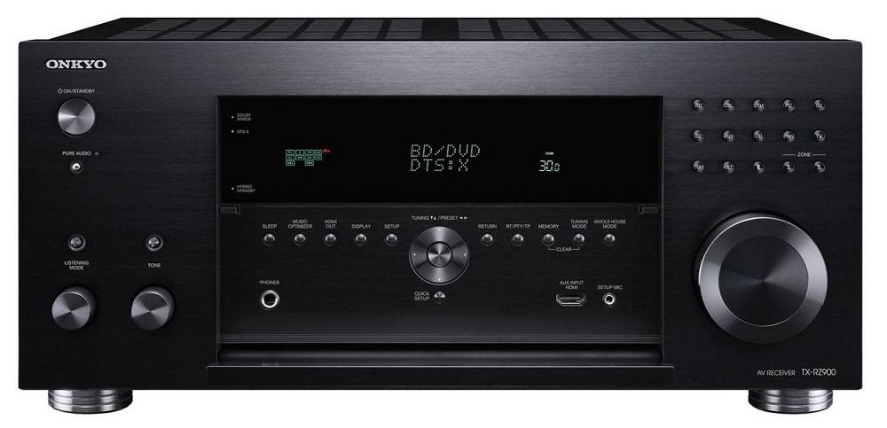 ONKYO TX-RZ900 - AV-ресивер (Black) onkyo tx sr444 black