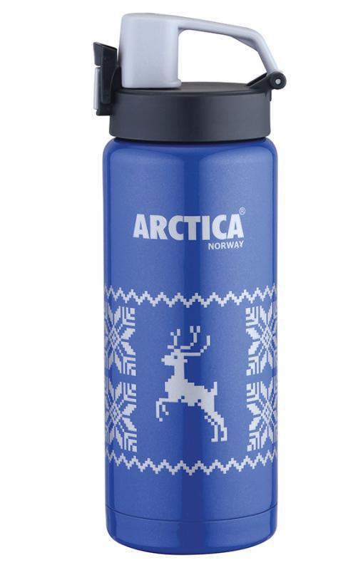 Арктика 0,5 л (702-500N) - термос - сититерм (Синий)