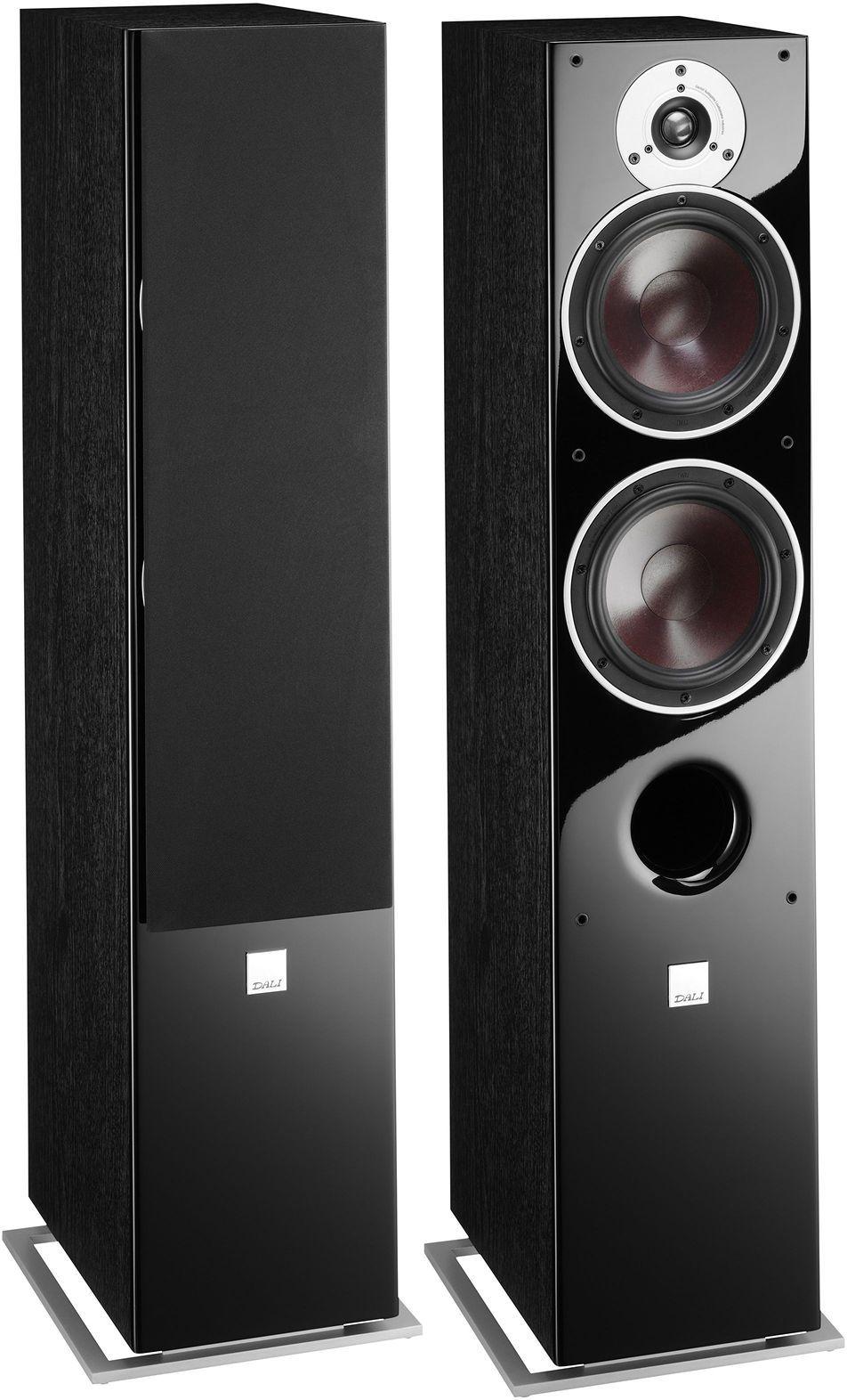 Dali Zensor 7 (20883) - напольная акустическая система (Black Ash)