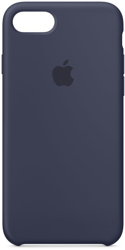 Чехол Apple Silicone Case для iPhone 7/8 MQGM2ZM/A (Midnight Blue)