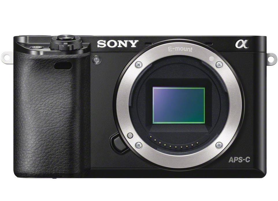 AlphaСистемные фотоаппараты<br>Фотоаппарат<br>