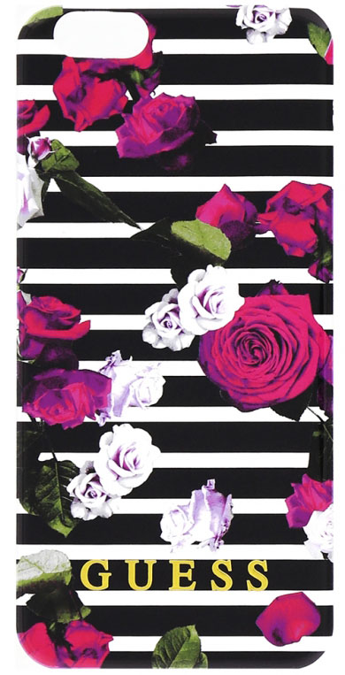 Printed Hard guess sc49 13670 rose