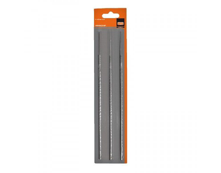 Bahco 168-8-5.5-3P - напильник для заточки цепей