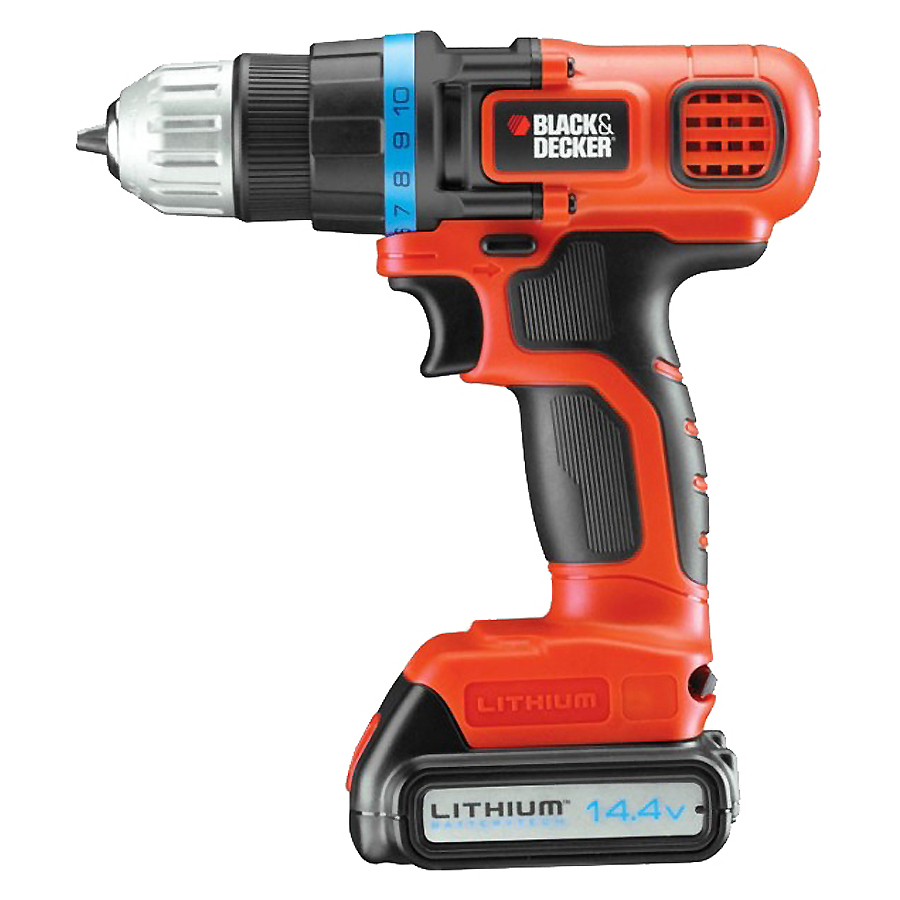 Black+Decker EGBL14KB - �����-���������� (Blue)