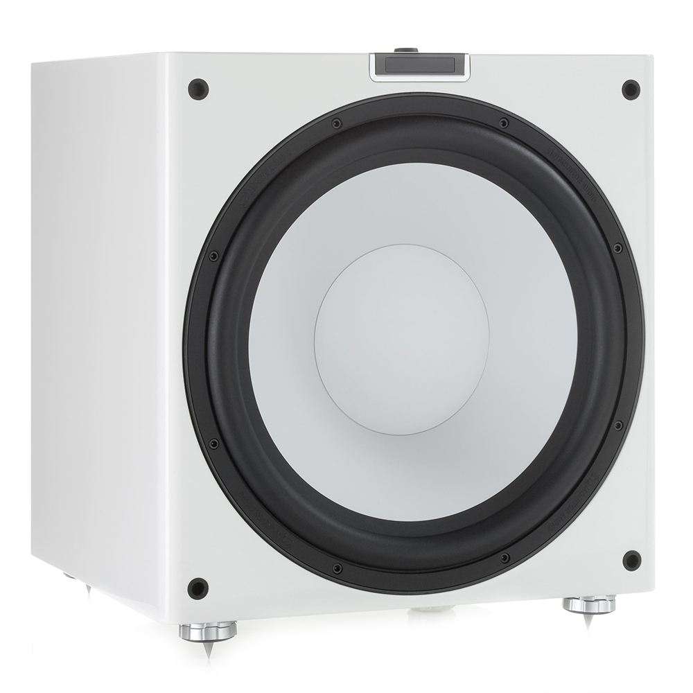Monitor Audio Gold Series W15 - активный сабвуфер (White Gloss)