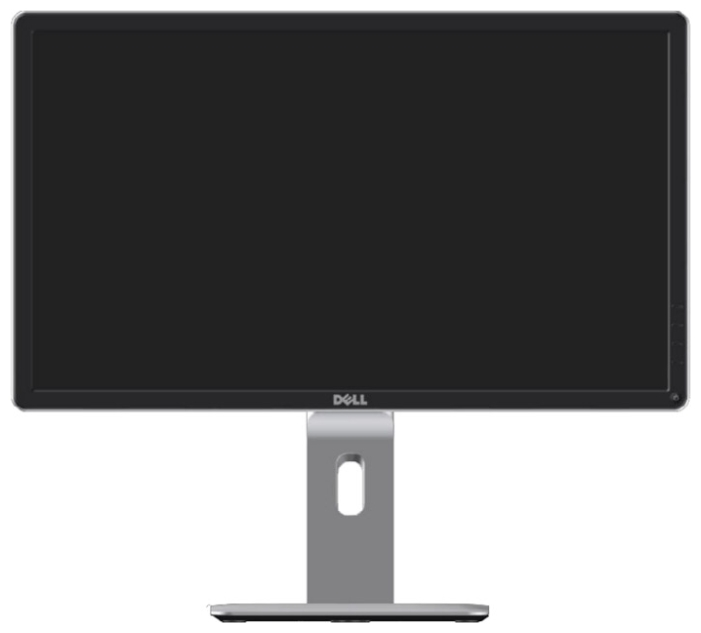 Монитор Dell P2014H 19.5'' TFT IPS (Black)