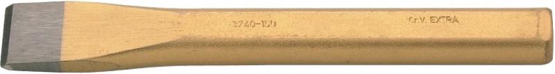 Bahco 3740-200 - зубило плоскоеНаборы зубил и пик<br>Зубило плоское<br>