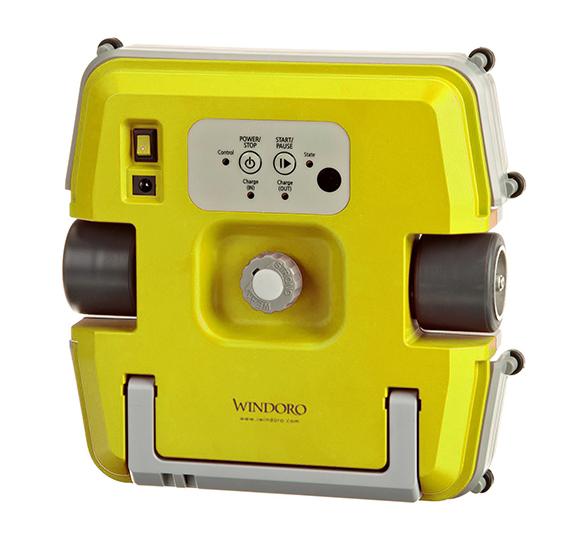 Windoro WCR-I001 - робот для мойки окон (Yellow)Роботы - мойщики окон<br>Робот для мойки окон<br>