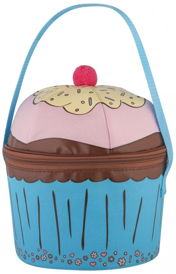 Thermos Cupcakes Novelty (475268) - детская термосумка (Light Blue)