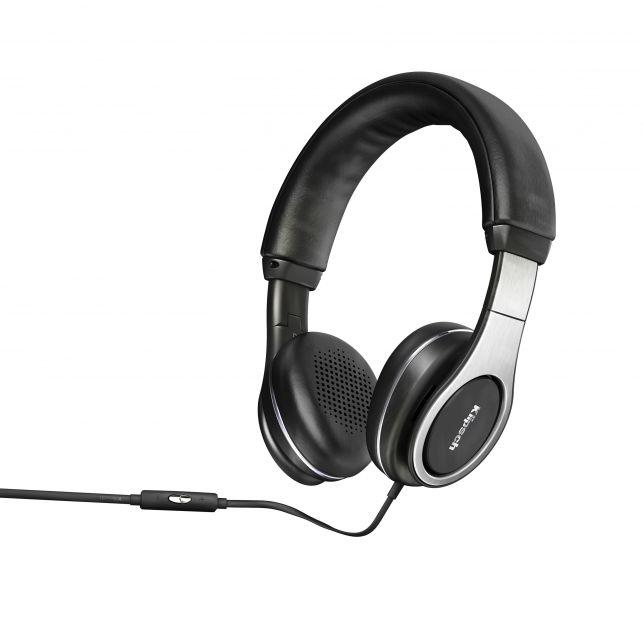 Klipsch Reference ON-EAR - накладные наушники с микрофоном (Black)