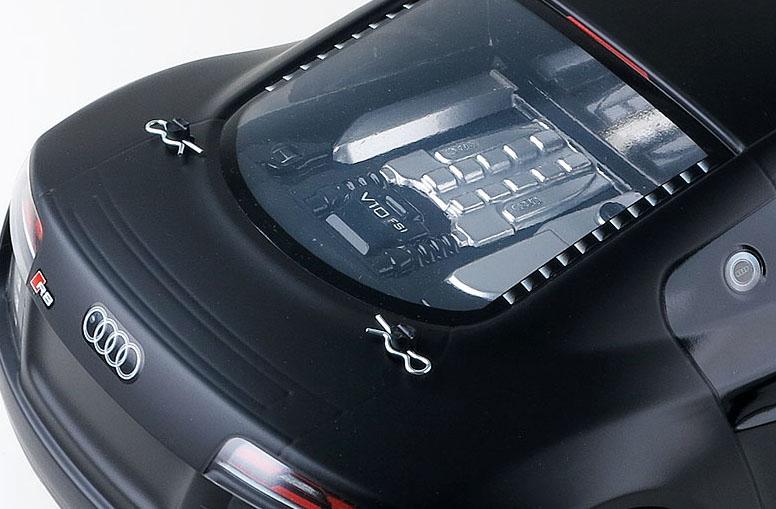 Fazer Audi R8 VE RTR
