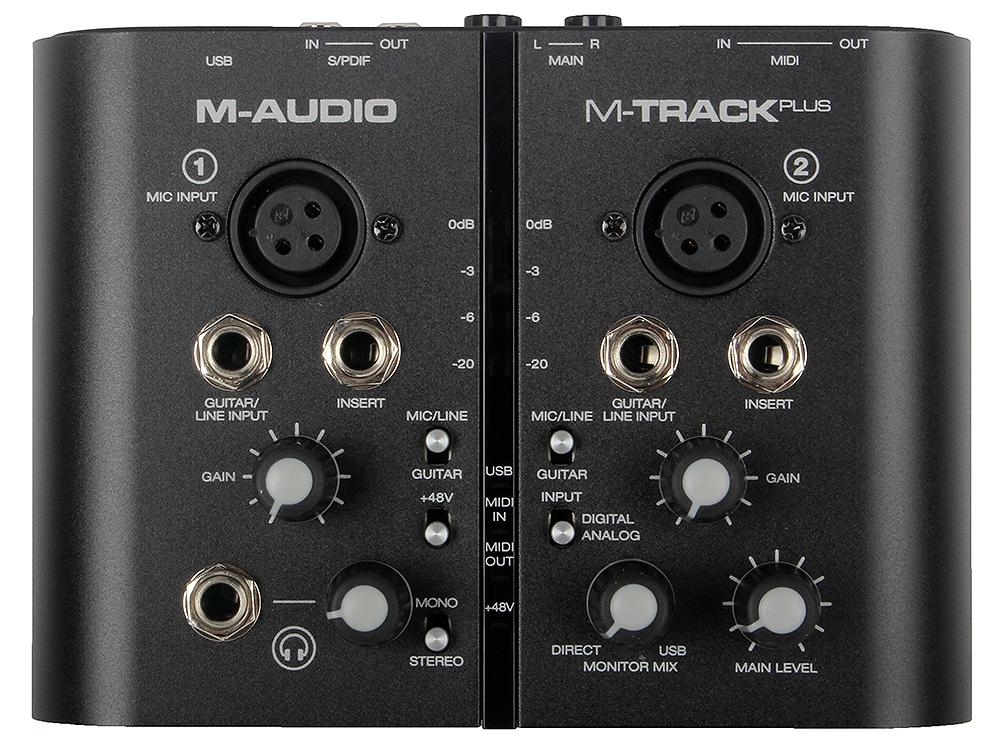 M-Audio MTrack Plus (MCI50326)
