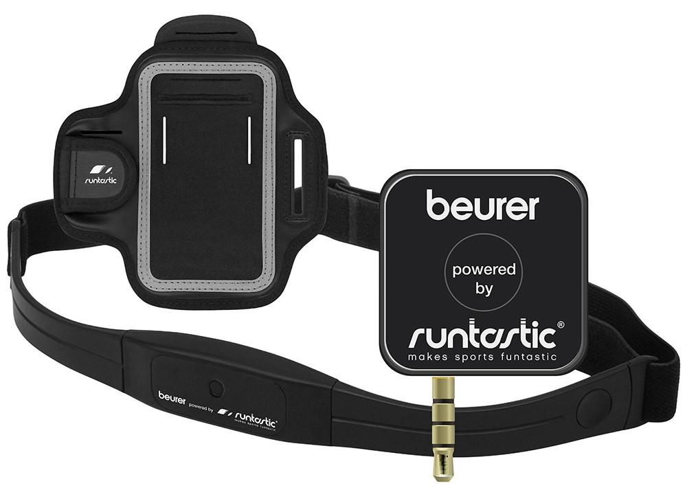 Beurer PM200 Plus - датчик активности организма (Black)